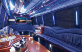 Interior Limo Bus Style